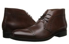 Johnston & Murphy Tyndall Cap Toe Chukka | Most Wanted Affordable Style on Dappered.com