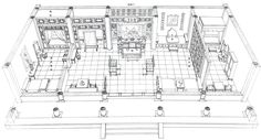 7397bf9ega5179c9c6eb8&690 China Architecture, Temple Architecture, Architecture Plan, Interior Architecture, Interior Design, Chinese Landscape, Chinese Garden, New Chinese, Traditional Chinese House