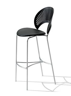 Scandinavian design bar chair TRINIDAD BAR by Nanna Ditzel