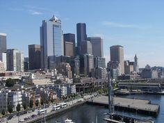 Seattle Washington  #city #seattle #washington #photography
