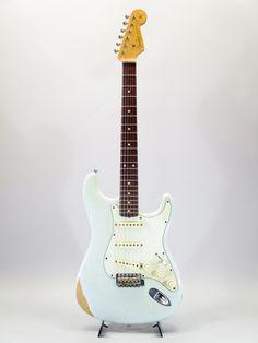 FENDER CUSTOM SHOP[フェンダーカスタムショップ] Master Built 1962 Stratocaster Relic Built by Greg Fessler 詳細写真