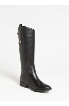 This is in brown on the web site, and it is also a wide calf boot. I don't know if that is appealing or not.