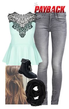 """""""Trixie at Payback 2014"""" by mistercool ❤ liked on Polyvore featuring GUESS, City Chic, Aéropostale, Old Navy and WWE"""