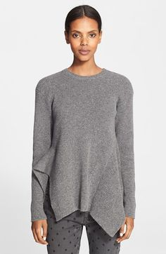 Stella McCartney Ribbed Wool Sweater available at #Nordstrom