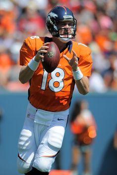 Peyton Manning - Denver Broncos