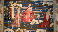 Relatert bilde Stavanger, Quilt Patterns, Weaving, Textiles, Tapestry, Quilts, Rose, Pictures, Painting