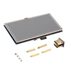 "5 inch 800x480 Touch LCD Screen 5"" Display"