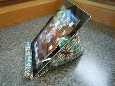 Ipad pillow tutorial and pattern!
