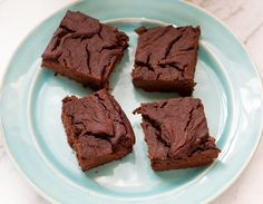 Neal Barnard Black Bean Brownies Recipe | The Physicians Committee