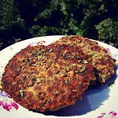 Diferentes recetas de hamburguesas vegetarianas