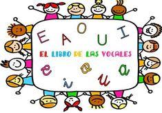 #LECTOESCRITURA Mi librito de las vocales 1,2 y 3 para 3 AÑOS
