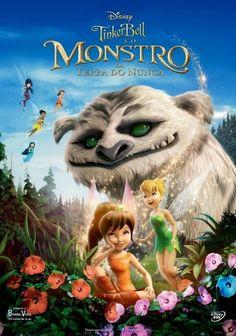 Assistir Tinker Bell e o Monstro da Terra do Nunca online Dublado e Legendado no Cine HD