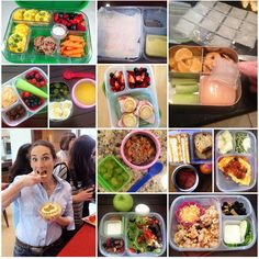 75 Healthy Office Lunch Ideas you are going to LOVE! Save money, waste less, and eat healthier! Lunch Box Bento, Eat Lunch, Lunch To Go, Lunch Snacks, Lunch Recipes, Healthy Snacks, Healthy Eating, Cooking Recipes, Healthy Recipes