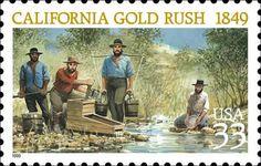 California Gold Rush | California Gold Rush History ~ William Alexander Leidesdorff, Jr ...