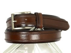 Boy's Belt 20298 Cognac #boyssuits #heritagehouse #goodvibes #belt #belts #dressbelt #florsheim #brown #cognac #ribbed