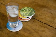 Coastermatic - print your #instagram pics on coasters.  Great #hostess gift, right?