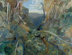 Tallanbanna with Cloud Front, 1998 by William Robinson on Curiator, the world's biggest collaborative art collection. Australian Painting, Australian Artists, American Artists, Seascape Paintings, Landscape Paintings, Landscapes, Contemporary Landscape, Abstract Landscape, Digital Museum