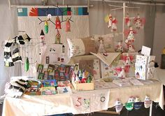 From Katydid Designs - Seller How-to: Craft Fair Tips article.  Full of good selling info.