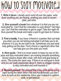 Jennifer Blake: How to stay motivated (Fitness Journal Stay Motivated) Weight Loss Journal, How To Stay Motivated, Stay Focused, Fitness Inspiration Quotes, Fitness Journal, Health Challenge, Health Lessons, Write It Down, Health Magazine