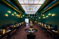 Kismet restaurant, Munich, 2016 - Nitzan Cohen