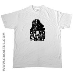 OH NO...STAR WARS - t-shirt