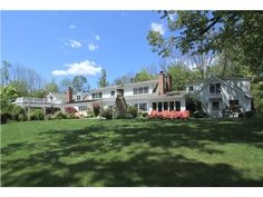 270 Old Dutch Rd, Bedminster Twp., NJ 07921 — Country estate home on 5.48 acres in Bed- horse country. Great details thruout; pumpkin pine flrs, moldings, great kitchen, wine cellar,  exercise room, pool & pool house. 5car garage--