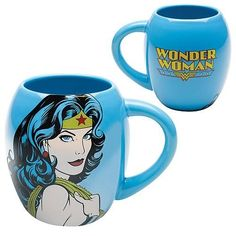 this is my new mug of choice this summer...i just received it from a student that said i was her \super\ woman...smiles!  i love it!