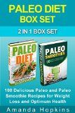 Paleo Diet Box Set: 100 Delicious Paleo and Paleo Smoothie Recipes for Weight Loss and Optimum Health - http://howtomakeastorageshed.com/articles/paleo-diet-box-set-100-delicious-paleo-and-paleo-smoothie-recipes-for-weight-loss-and-optimum-health/