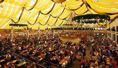 Oktoberfest. Munich, Germany. Someday.