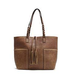 Callibag New Fashion Classy Chic Design Womens Tote Easy Basic Waterproof Shoulder Bag Roomy Shopper