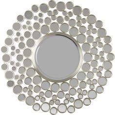 Varick Gallery® Kentwood Round Wall Mirror