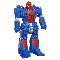"""The Amazing Spider-Man Flip and Attack Action Figure - Battle Hauler - Hasbro - Toys """"R"""" Us"""