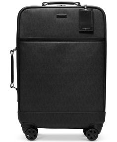 Michael Michael Kors Men's 4-Wheel Trolley Suitcase