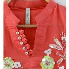 Chudithar Neck Designs, Neck Designs For Suits, Neckline Designs, Sleeves Designs For Dresses, Stylish Dress Designs, Collar Designs, Blouse Neck Designs, Necklines For Dresses, Sleeve Designs