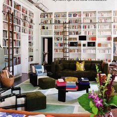 Chez Diane von Furstenberg
