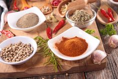 Final 7 Herbs & Spices for Fat Loss - Fitness For Women by Flavia Del Monte
