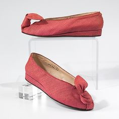 Shoes  Hubert de Givenchy, 1952  The Metropolitan Museum of Art