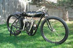 1919 Indian Powerplus Board Track Racer    http://www.bureauoftrade.com/product/1919-indian-powerplus-boardtrack-racer/ #BureauOfTrade
