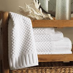 Monaco Luxury Bath Towels