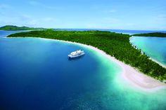 Blue Lagoon Cruise, Fiji