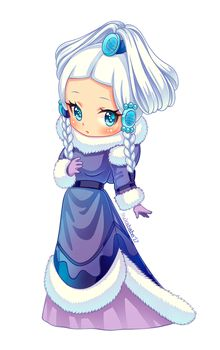 [+Video] Chibi Princess Azula by Nukababe on DeviantArt