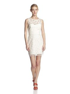 W118 by Walter Baker Women's Bridget Dress (Cream)