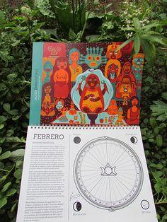 calendario lunar | Ginecología Natural Witch, Mandala, Moon, Doula, Terra, Dark, Cover, Illustration, Journaling