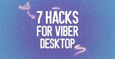 Desktop Archives | Viber