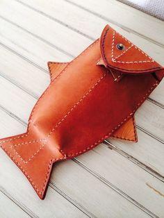 お魚のメガネケース ペンケース|aiai|Creema