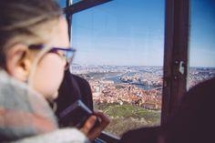 Panorama depuis la Tour Petrin Tours, Visit Prague, Travel