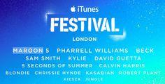 Apple anuncia el 8º iTunes Festival a celebrar en Londres durante el mes de Septiembre