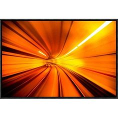 Global Gallery 'Wormhole' by Alfred Myers Framed Graphic Art Size: 2 Canvas Fabric, Canvas Art, Big Canvas, Print Format, Canvas Size, Wrapped Canvas, Graphic Art, Glass Art, Fine Art