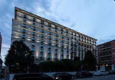 Using light to enhance history – the Grand Hotel Principe di Savoia, Milan : illumni – The World Of Creative Lighting Design