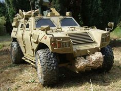 Off road armored vehicle.